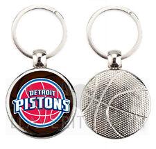 DETROIT PISTONS NBA BASKETBALL KEYRING-KEYCHAIN-PORTACHIAVI-PORTE-CLÉS-LLAVERO
