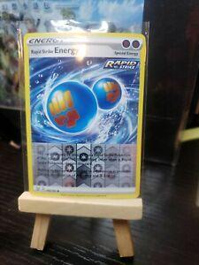 Rapid Strike Energy - 140/163 - Reverse Holo - Battle Styles pack fresh pokemon