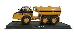 Truck with Tank - 1:64 Construction Machine Model (Amercom MB-19)
