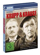 3 DVDs *  KRUPP & KRAUSE - Günther Simon  # NEU OVP -