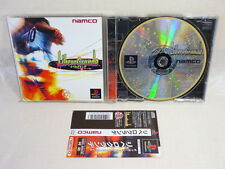 PS1 PLIBERO GRANDE with SPINE CARD * PS Playstation Namco JAPAN Video Game p1