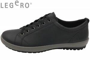 best cheap best prices wide range Details zu Legero Tanaro Damen Sneaker Schwarz Schuhe Leder 00823-01