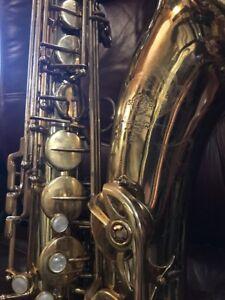 selmer paris mark vi tenor sax saxophone ebay. Black Bedroom Furniture Sets. Home Design Ideas