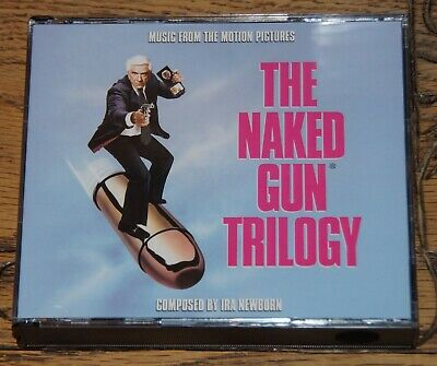 Ira Newborn - The Naked Gun 2½: The Smell Of Fear (Music