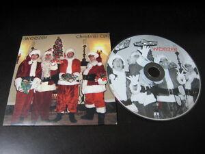 Weezer Christmas.Details About Weezer Christmas Cd Us Promo Only Cd Single Rivers Cuomo Song