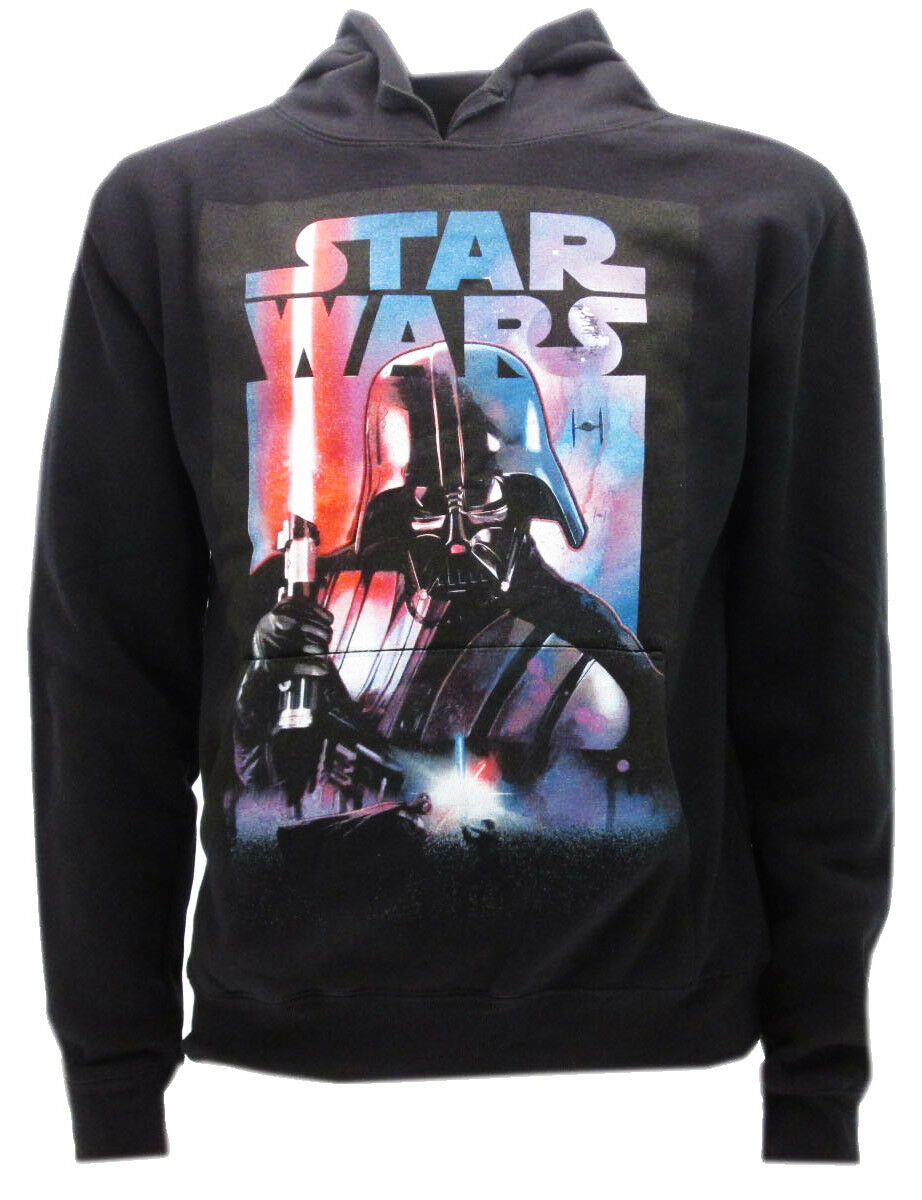 Sweatshirt Star Wars Dart Vader black
