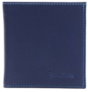 50511d9259 Image is loading Portafoglio-Uomo-Pelle-Bluette-Billionaire-Wallet-Men- Leather-