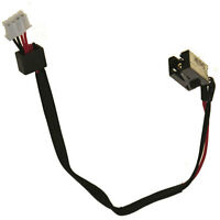 Ac Dc Power Jack Cable Harness For Lenovo Ideapad U510 Series P/n: Dc30100ks00