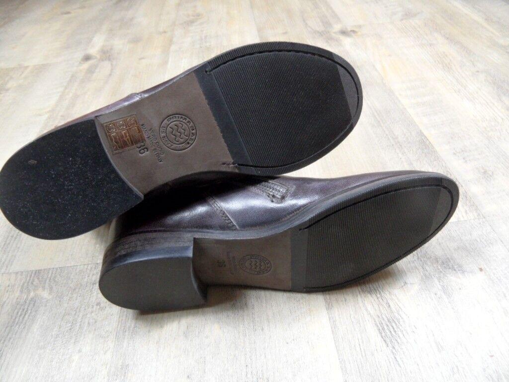 PRIMABASE coole Stiefeletten mit Nieten und Steinchen brown Gr. Gr. Gr. 36 NEU ZC1217 de913e