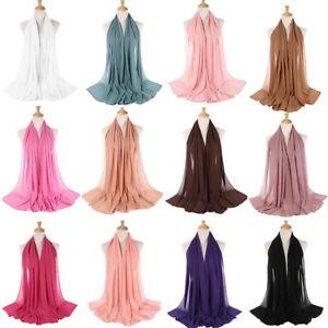 Women-Ladies-Fashion-Cotton-Long-Scarf-Muslim-Hijab-Arab-Wrap-Shawl-Headwear