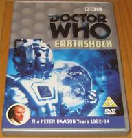 Doctor Who DVD - Earthshock (Excellent Condition)