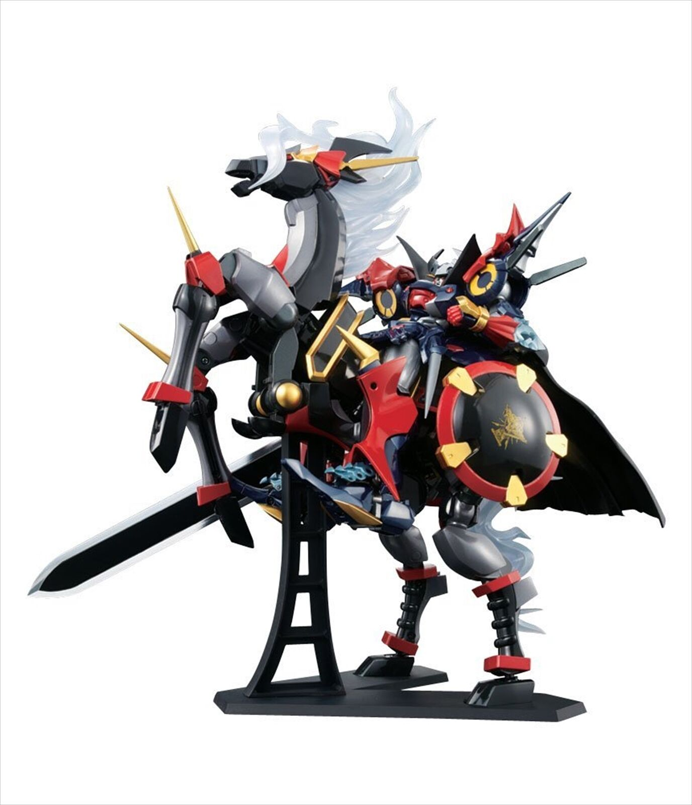 Bandai Soul of Chogokin GX-46 Dygenguar & Aussenseiter Action Figure
