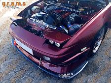 Nissan S13 PS13 Front Bumper Splitter / Lip for Performance, Racing, Bodykit V6