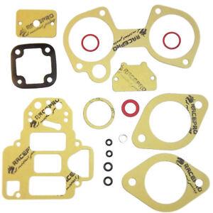 Gasket-set-service-kit-repair-or-rebuild-for-one-Weber-45-DCOE-carburettor
