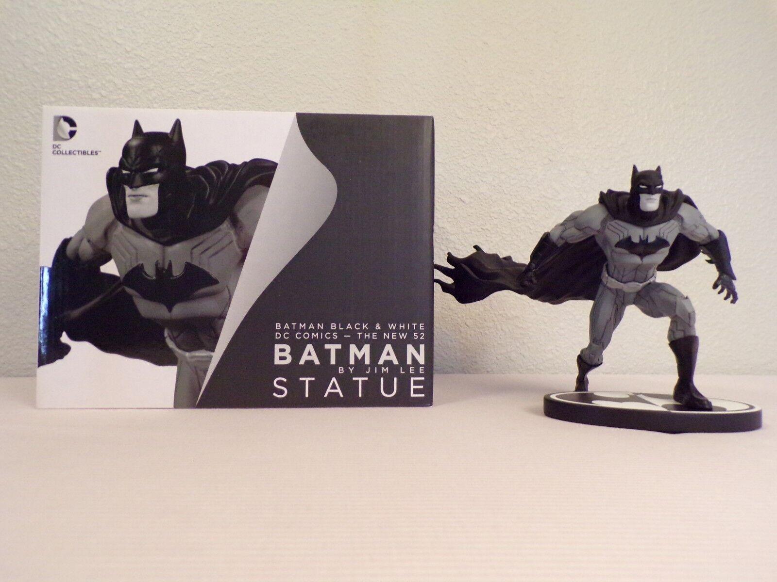 Batman Noir et Blanc Nouveau 52 Jim Lee