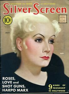 SILVER-SCREEN-JULY-1932-GARBO-cover-artist-JOHN-ROLSTON-CLARKE