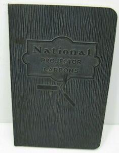 Vintage-1932-National-Carbon-Company-Arc-Lamp-Movie-Theatre-Projector-Parts-Book