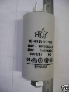 Condensateur-Capacitor-de-demarrage-moteur-10-F-10MF-450V-a-cosses