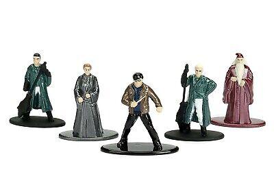 Harry Potter Box Set 20 Mini Figures Metal 4cm Genuine Wave 1 Jada Toys 99189