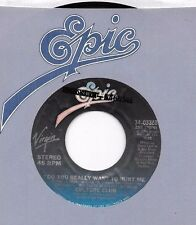 CULTURE CLUB * 45 * Do You Really Want To Hurt Me * 1982 *STOCK Stamped DJ PROMO