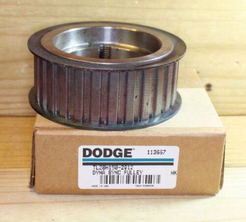 DODGE DYNA SYNC PULLEY TL28H150-2012