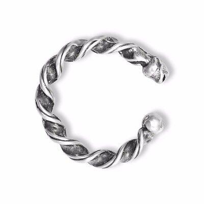 Plain Bali Ear Cuff Sterling Silver 925 Earcuff Clip Fashion Best Price Jewelry
