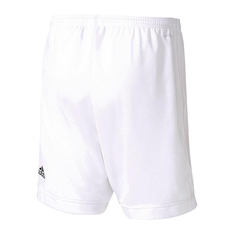 Adidas Adidas Adidas Squadra 17 Short sin Slip Interior Blanco 4d4c82