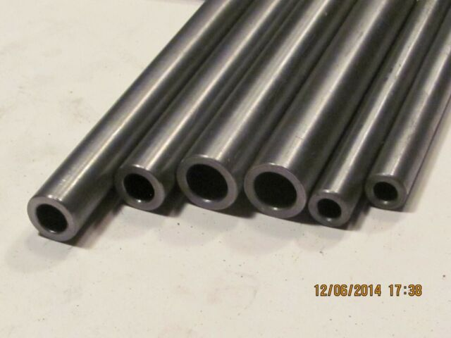 "Steel Tubing //Spacer//Sleeve  7//8/""  OD X 5//8/"" ID  X 48/"" Long  1 Pc DOM CRS"