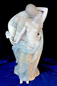 LLADRO #11914 PASSIONATE LOVERS***VALENTINES DAY GIFT***FREE SHIPPING