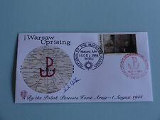 WWII FDC #79 Warsaw Uprising Poland Germany Russia 1945 * 50th Anniversary