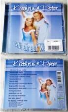 Kathrin & Peter - Mit dir auf Wolke 7 .. 2002 Sony-CD