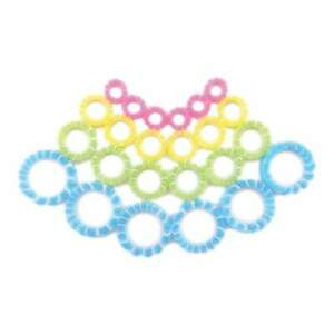 Stitch Markers Triangle Small-2 Colors 16//Pkg