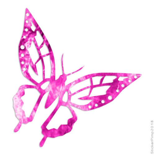 Butterfly Monarch Decal Sticker Choose Pattern Size #805