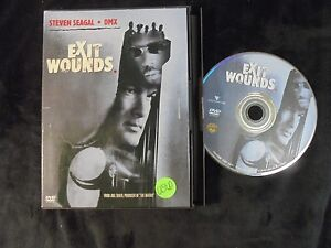 USED-DVD-Movies-034-Exit-wounds-034-G