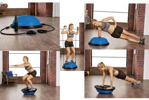 Balance-Trainer-Gleichgewichtstrainer-Trampolinball-Sport-Trainer-Crivit-Neu