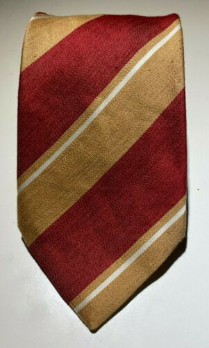 Charvet Silk Blend Striped Tie