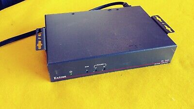 OEM EXTRON PA 300 PA300 Peaking Amplifier for RGBHV