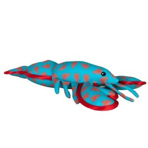 Worthy Dog LOBSTER Multi Squeaker Dog Toy LARGE
