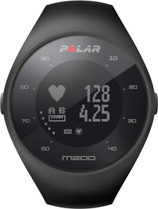 NEW-Polar-M200-BLACK-M200-GPS-Running-Watch-from-Bing-Lee