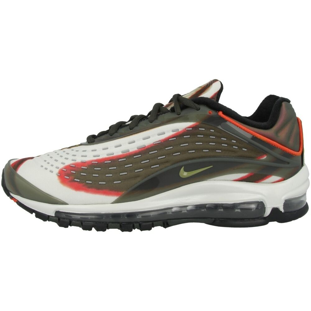 Nike Air Max Deluxe Chaussures De Sport Loisirs Sneaker SEQUOIA Green aj7831-300-