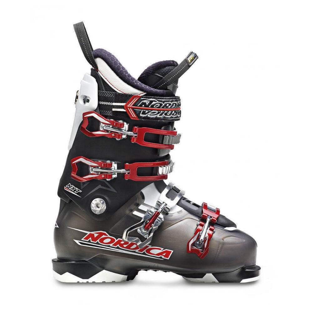 2016 Nordica Nxt N3 Para hombre Montaña botas De Esquí Negro 05032400