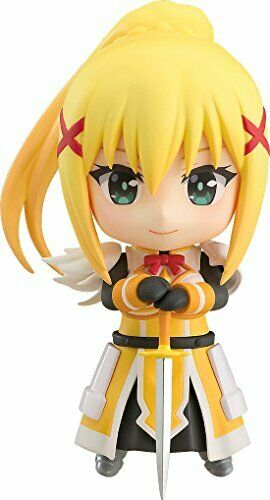 Good Smile Company NendGoldid 758 Konosuba Darkness Figure Revente Neuf de Japon