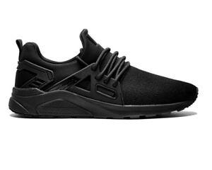 Ct8000 London Certified noires sport Chaussures Trainers Mono de Runner Mens 5FTOU1
