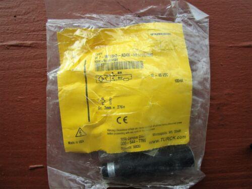 Turck Inductive Proximity Sensor BI7-MT18HE-AD4X-H1141//S1589 NEW