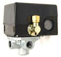Coleman 034-0107 Pressure Switch W/ Unloader Valve & Lever
