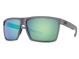 000a1361ec9 NEW Costa Del Mar RINCON Smoke Crystal   580 Green Mirror Glass 580G ...