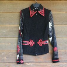 Hobby Horse Limited Edition black and red show shirt small womens