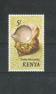 Fische Meerestiere Muschel Kenia 48 ** (mnh)