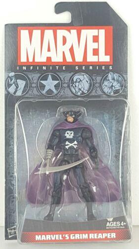 """Marvel Infinite 3 3//4/"""" Marvel/'s Grim Reaper MOC en main Nice Pkg M3"""