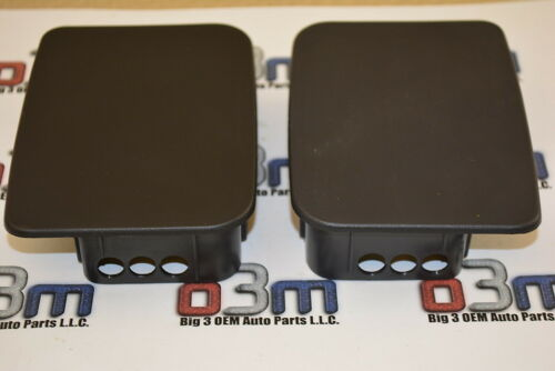 4 piece END CAP kit 1997-2006 Jeep Wrangler TJ Front /& Rear Bumper RH//LH new OEM
